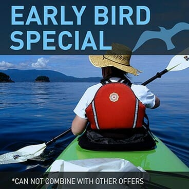Early Bird Special Offers