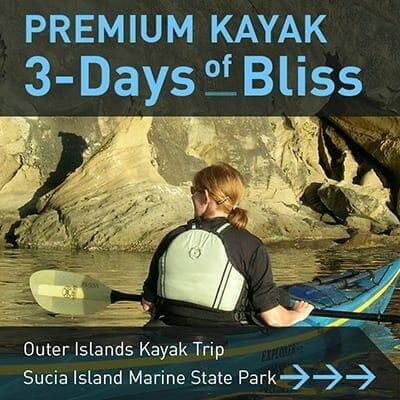 Custom Trip Sucia Island Marine State Park