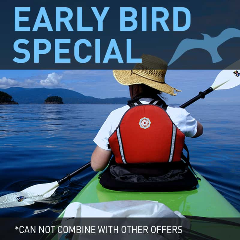 Early Bird Special Select Trips