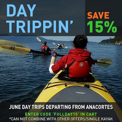 June Day Trips Discount 15%