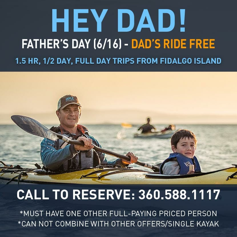 Special Father's Day Pricing