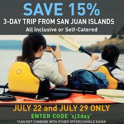 San Juan 3-Day Trip Specials