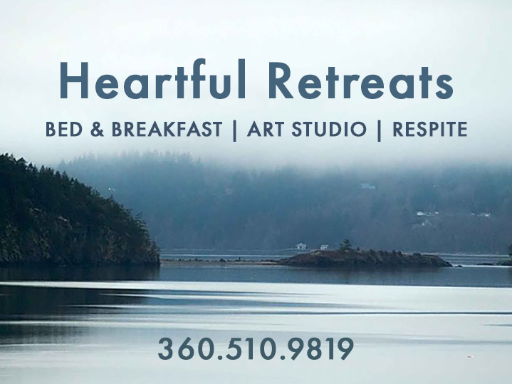 B&B, Heartful Retreats in Anacortes