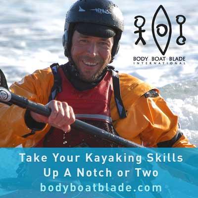 Body Boat Blade Kayaking Classes