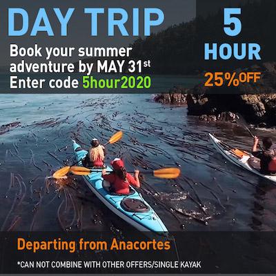 5 hour  trip special