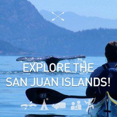 San Juan Islands Kayak Tour Day Trip